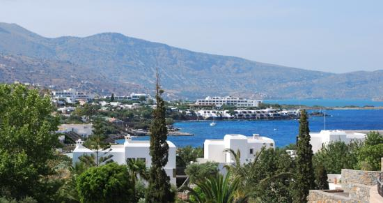 Tui Sensimar Elounda Village Resort & Spa by Aquila: Room with a view (from room 153)