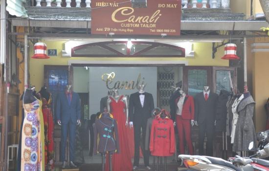 Canali Custom Tailor