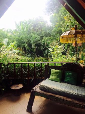 Green Chaka Villas : Terrace