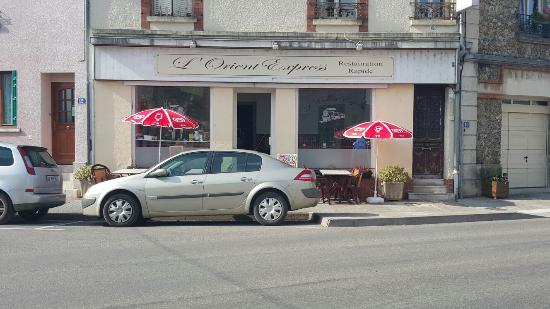 image L orient express sur Revigny-Sur-Ornain