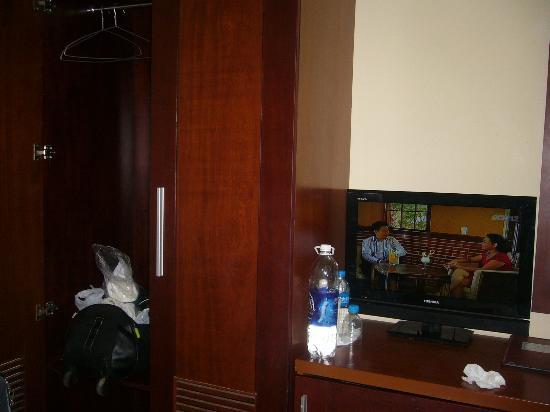 Tay Ho Hotel: room