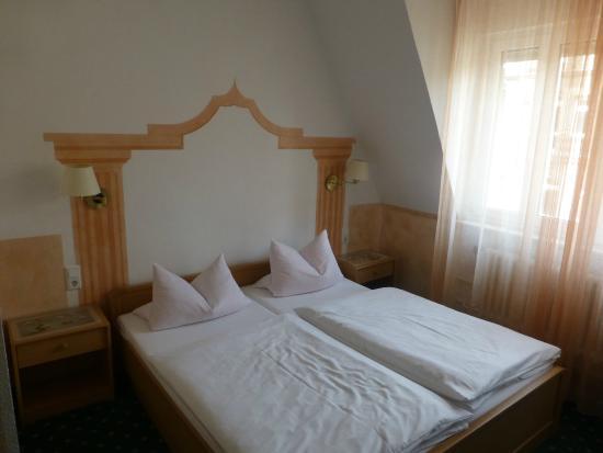 Hotel Garni Probst: Zimmer