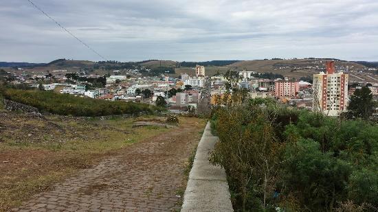 Belvedere: Vista da Cidade