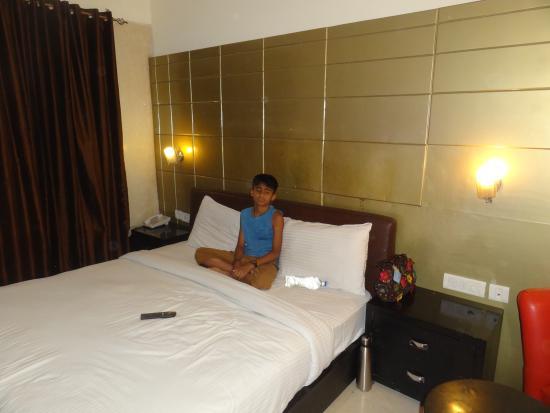 Hotel O'Delhi: Room