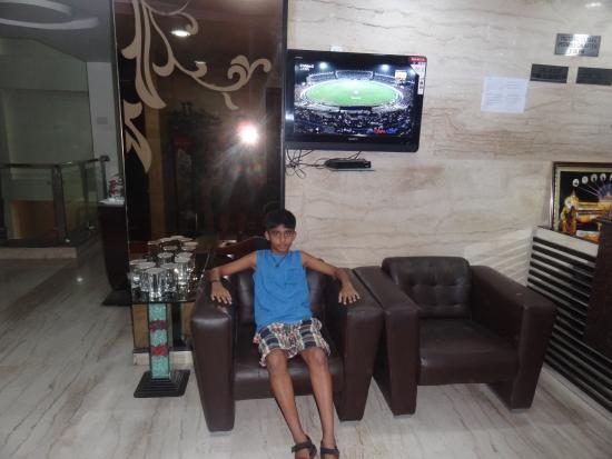 Hotel O'delhi: Reception