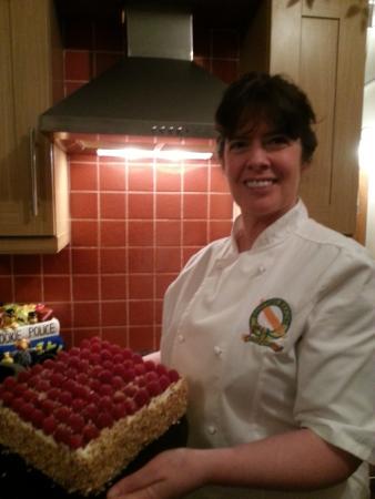Craigard Tearoom: World class Baker