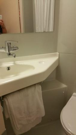 Premiere Classe Biarritz: salle de bain