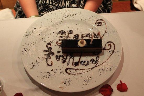 Gastro MK at Maison MK: Birthday treat