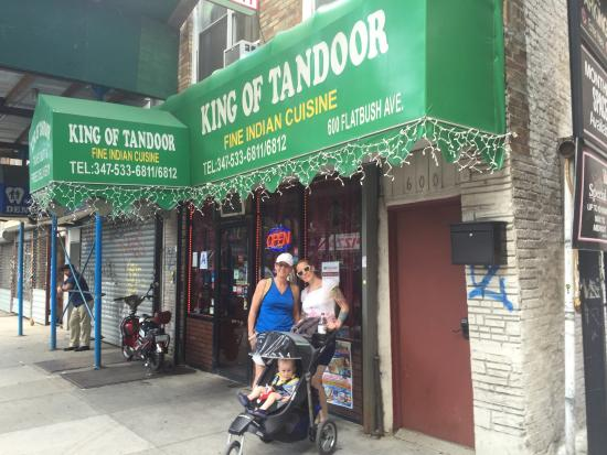 Photo of Restaurant King of Tandoor at 600 Flatbush Ave, Brooklyn, NY 11225, United States