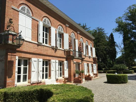 Domaine Saint Martin de Ronsac : la maison de maitre