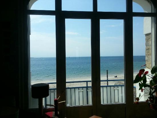La Villa Ker Mat : Uitzicht vanuit de kamer