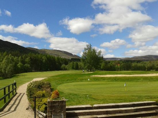Kingussie, UK: Lovely day in June 2015