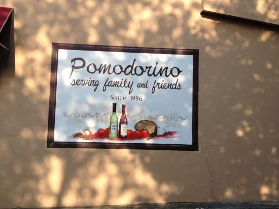 Pomodorino Restaurant of Huntington: Pomodorino