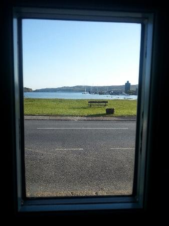 The Lodge Islay : View through front door
