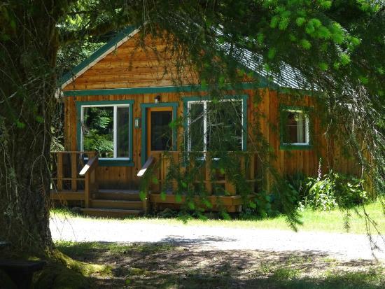 Stone Creek Lodge: Vine Maple Cabin 1