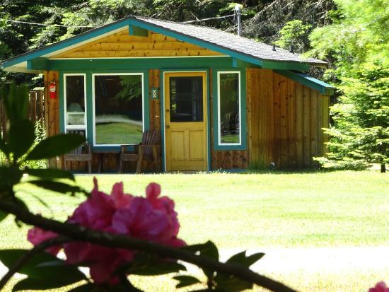 Stone Creek Lodge: Mountain Cabin #8