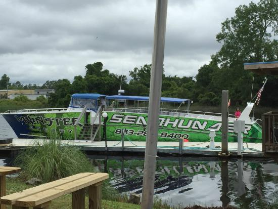 Sea Thunder boat - Picture of Sea Thunder Cruise, North Myrtle ...