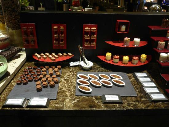 Chocolate Bar Picture Of Club 55 Singapore Tripadvisor