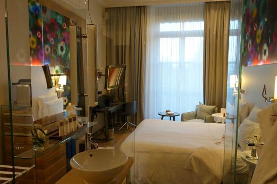 La chambre picture of hotel metropole geneve geneva for Chambre geneve