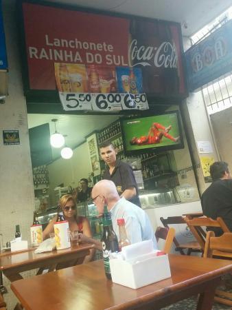 Lanchonete Rainha Do Sul