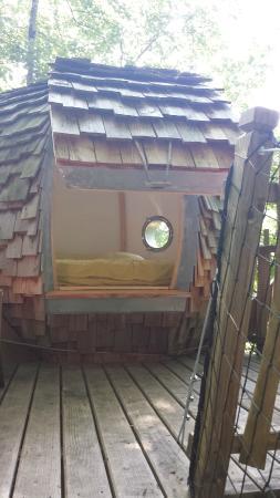 Domaine De Bellevue Cottage: un petit nid douillet
