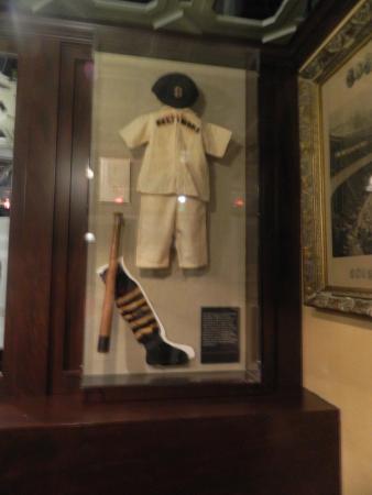 Sports Legends Museum at Camden Yards: kids jersey