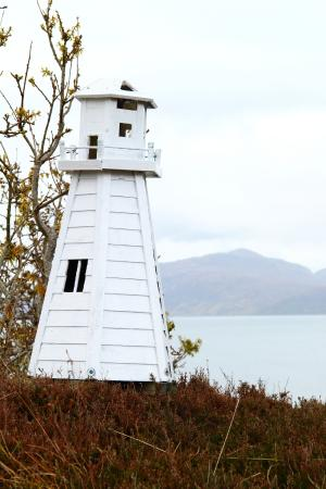 Morar Bed and Breakfast : little lighthouse