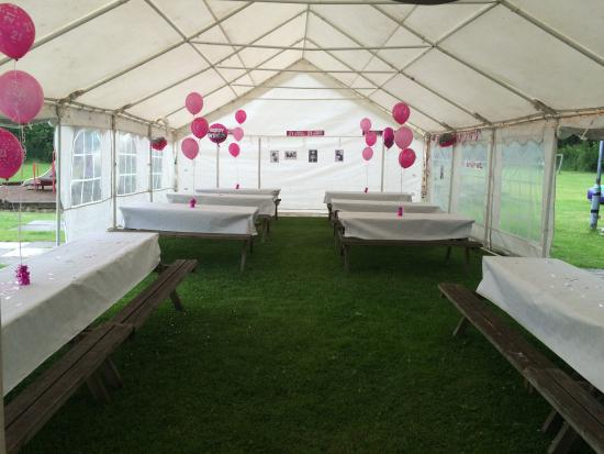 Daughters 21st Party