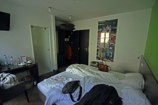 Maximilian: chambre