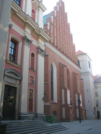 ‪Church of Jesuits‬