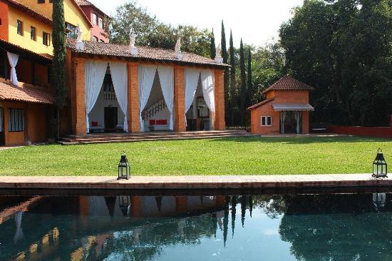Temixco, México: Entrada del SPA
