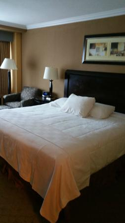 Hotel Huntington Beach: King Bed