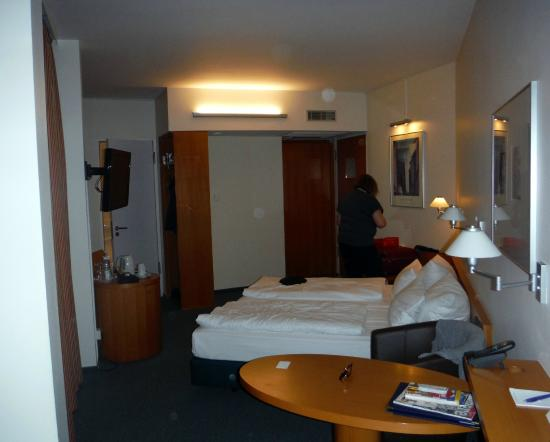 Kamer Bild Von Hotel Am Borsigturm Berlin Tripadvisor