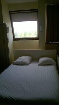 Vivaldi Hotel: veduta della camera