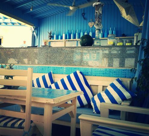 فندق إلبريمو دهب: Restaurant/Bar
