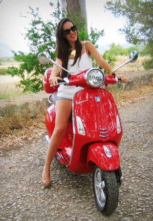 Mallorca finde en moto picture of vintage motors for Motos palma de mallorca