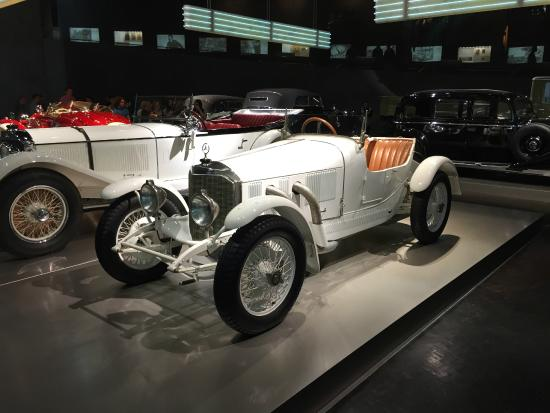 Mercedes Benz Museum: My Next 2 Seater Sports Car!