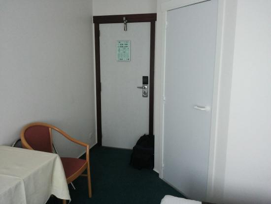 Hotel Prado: Room