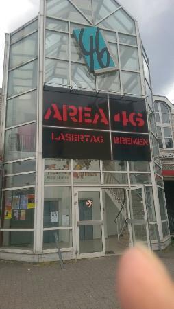 Area 46 Lasertag Bremen