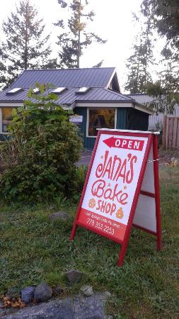 Jana's Bake Shop: Your sign to turn