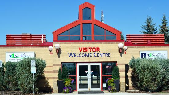 St. Albert Visitor Welcome Centre