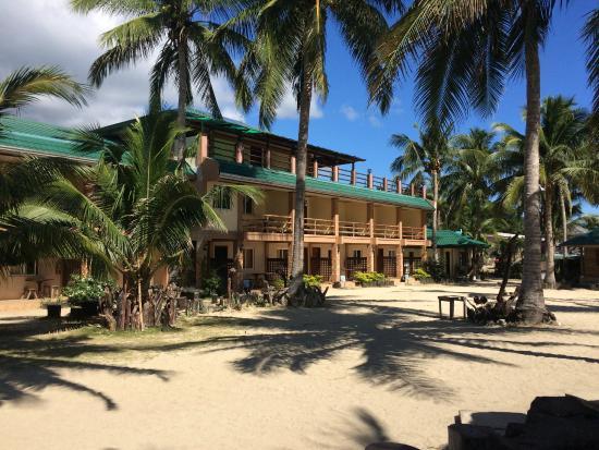 Dipaculao, Philippines: Большой корпус