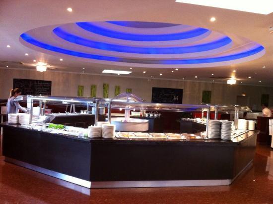 Chez Mio: Le buffet