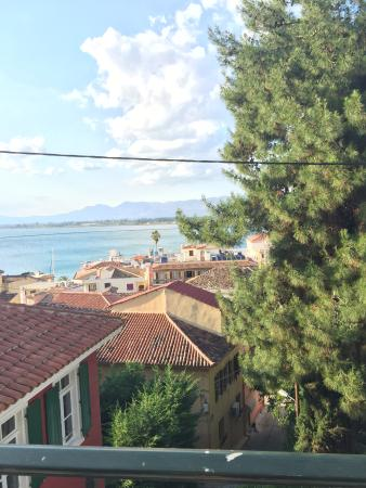 Leto Nuevo Hotel: View from our balcony