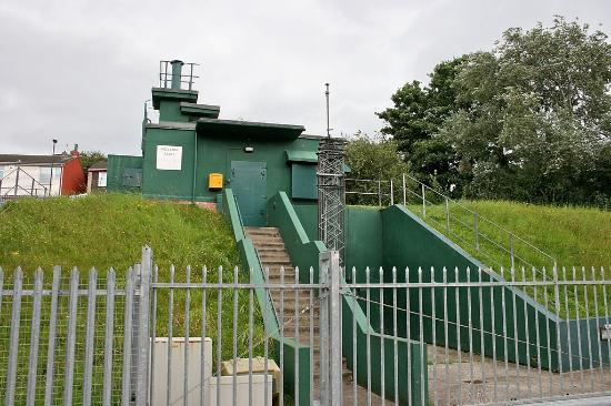 ‪York Cold War Bunker‬
