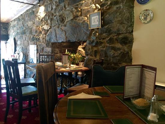 Beddgelert Antiques and Tea Rooms: Internal