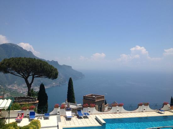 Villa Casale : View