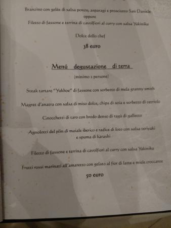 "Kido-ism : The ""Earth"" tasting menu"