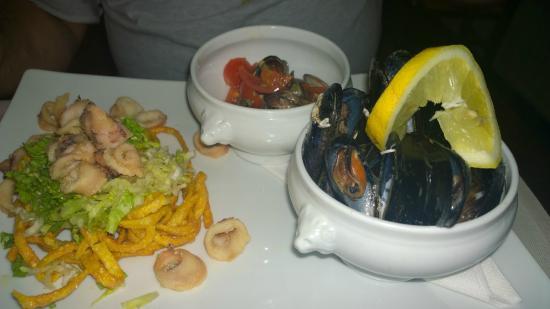 La Taverna: Assaggi di Mare