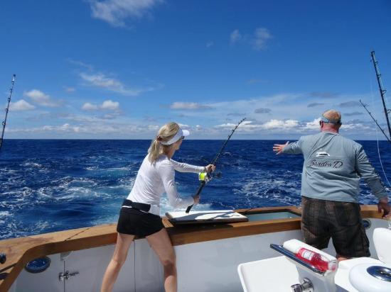 Sandra D Sportfishing Charters